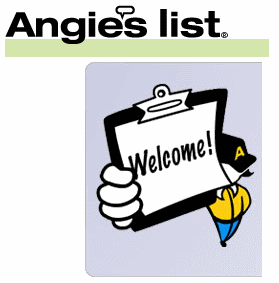 A graphic from the Angie's List web page, only here for decorative purposes